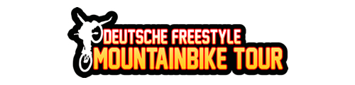Deutschen Freestyle Mountainbike Tour